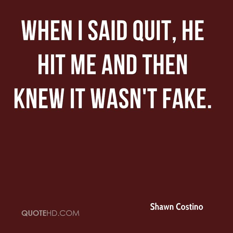 Shawn Costino Quotes Quotehd