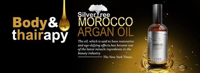 Cynos Morocco Argan Oil