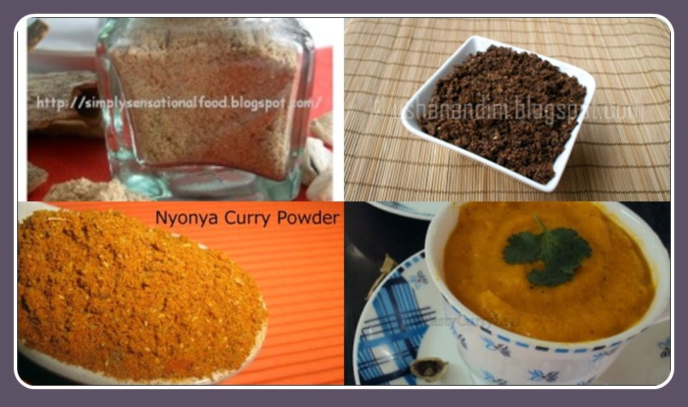 Spice powder & Soup