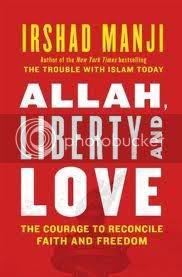 Allah , liberty and love