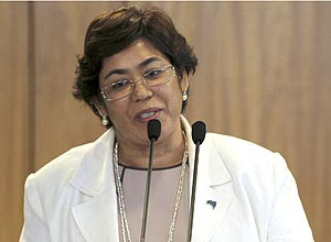 Ex-ministra Erenice Guerra