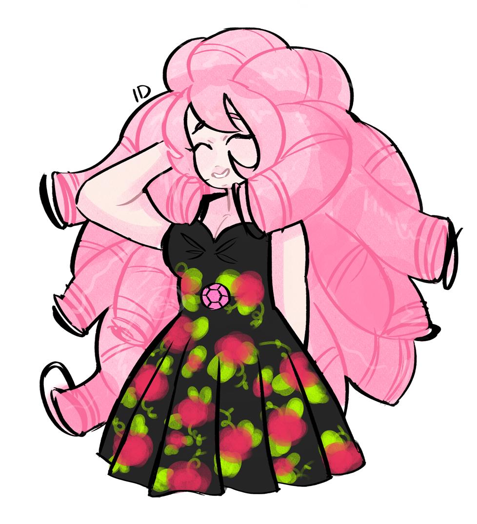Rose + 1D