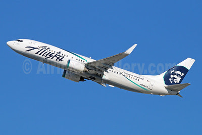 Alaska Airlines Boeing 737-890 WL N568AS (msn 35183) (Employee powered) PAE (Nick Dean). Image: 913802.