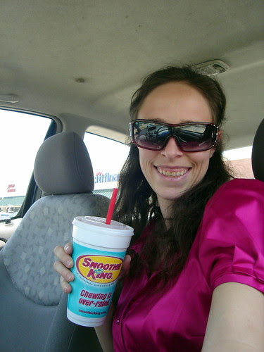 Angelfood Smoothie from Smoothie King