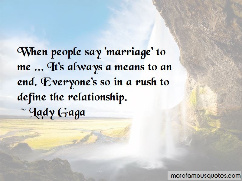 Define Marriage Quotes Top 16 Quotes About Define Marriage From