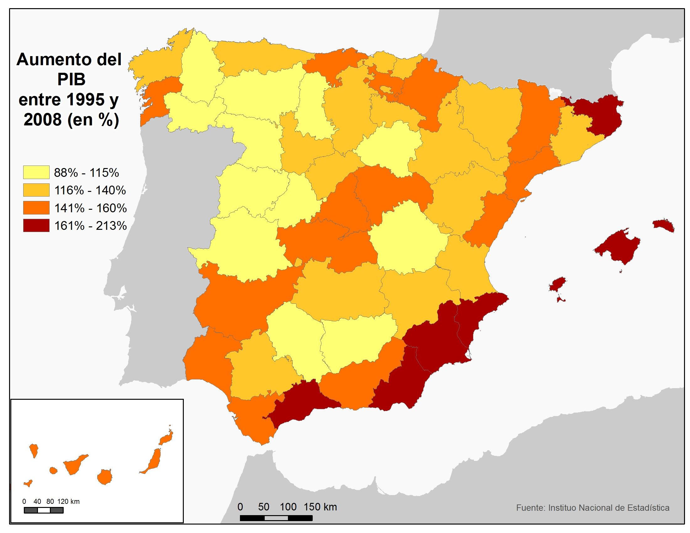 Mapa Economico De España.Mapa Economico De Espana Mapa