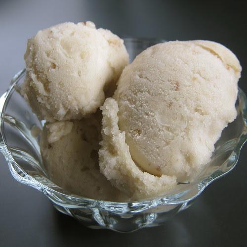 """Banana Daiquiri """"Ice Cream"""""""