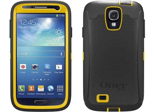 otterbox defender series galaxy s4 case 1 Top 10 Samsung Galaxy S4 Cases