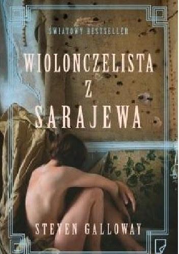 Okładka książki Wiolonczelista z Sarajewa