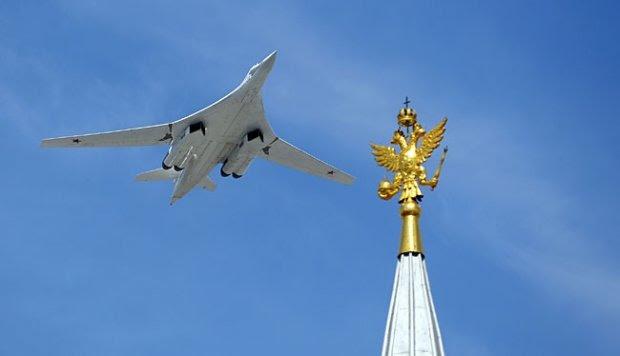 Bomber Canggih Andalan Amerika Serikat dan Rusia