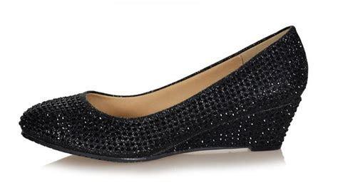 2013 New Style Silver Rhinestone Wedge Shoes Pumps Diamond