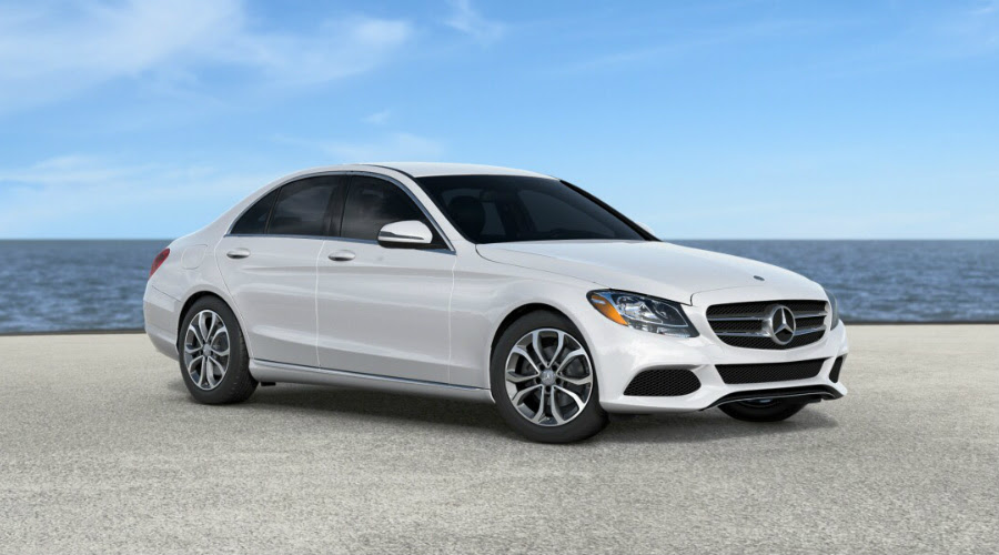 2017 Mercedes-Benz C-Class color options