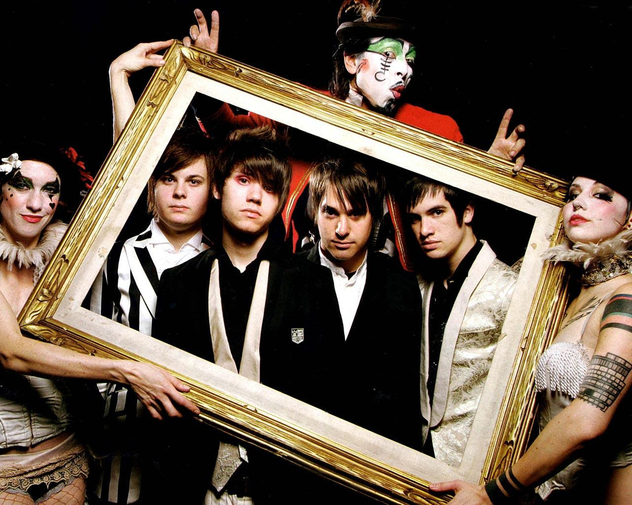 Best Band Panic At The Disco 1280x1024 Wallpaper 2