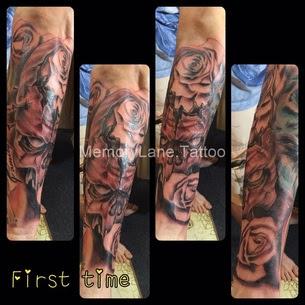 Tattoo Healing Faq Memory Lane Tattoo Studio Singapore