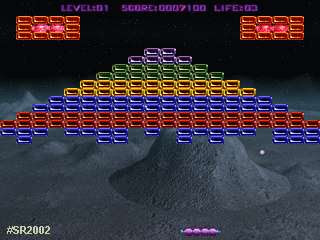 arkanoid top ten