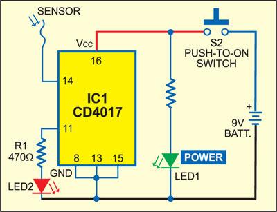 220V Live Wire Scanner
