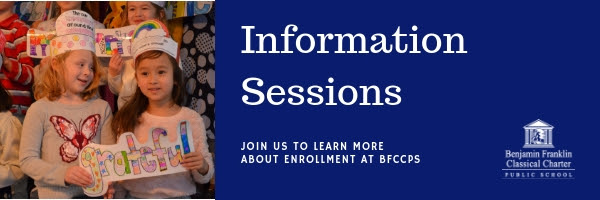 BFCCPS: Join us for an Enrollment Open House!