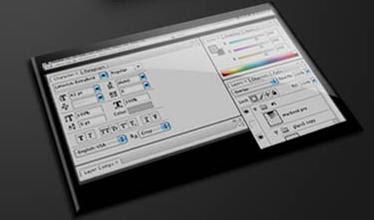 No keyboard Touch Screen Monitor