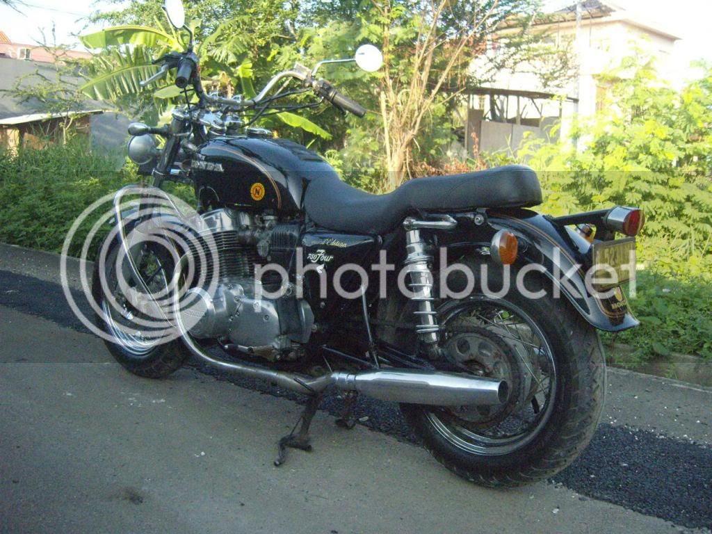 WTS Motor HONDA CB 750 75 Surat2 Lkp Bawaan Dan Pajak Hidup Dijual