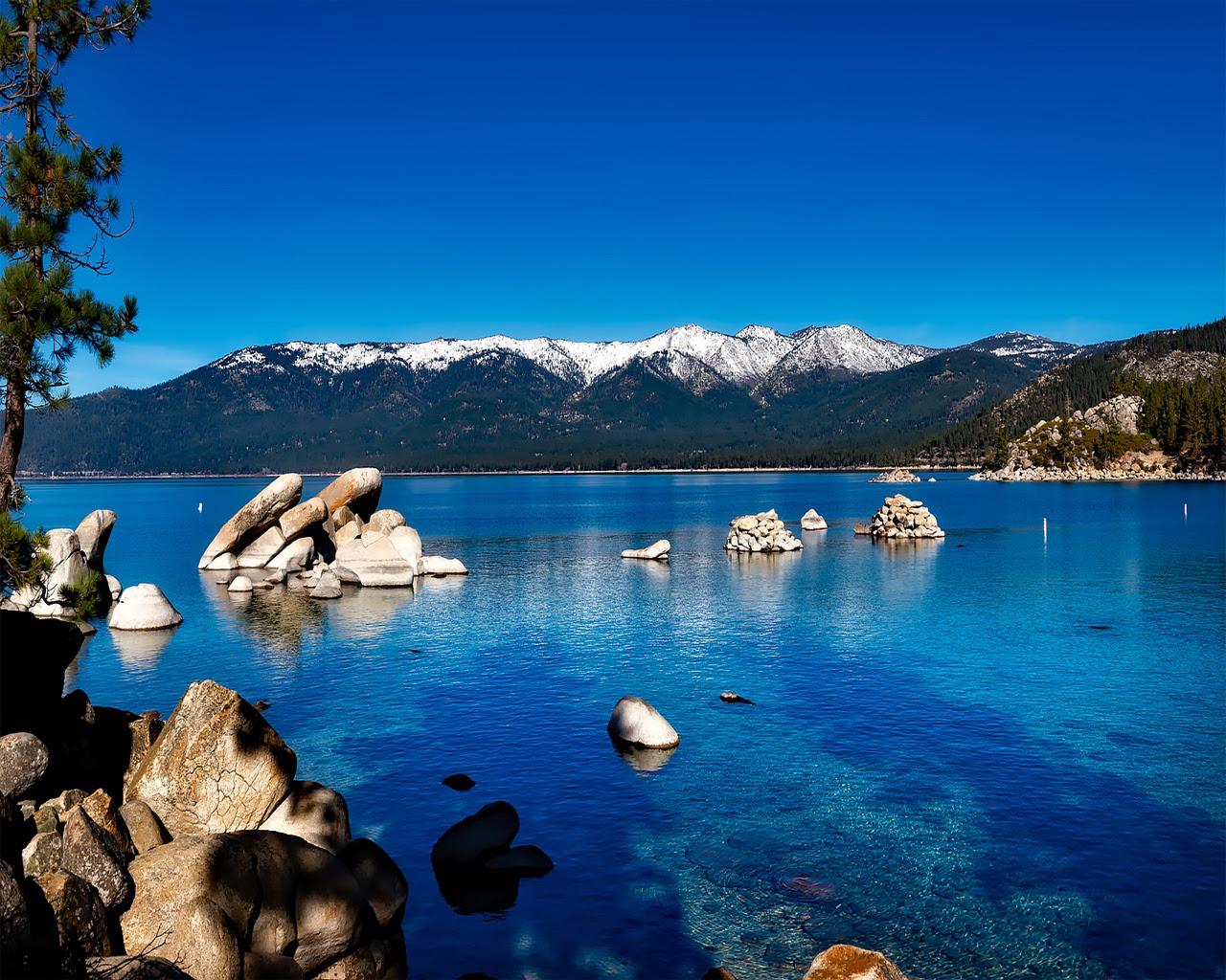 lake tahoe... california [1280×1024]