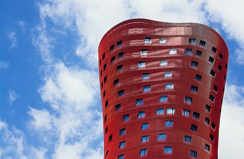 Detail Porta Fira Hotel, Barcelona