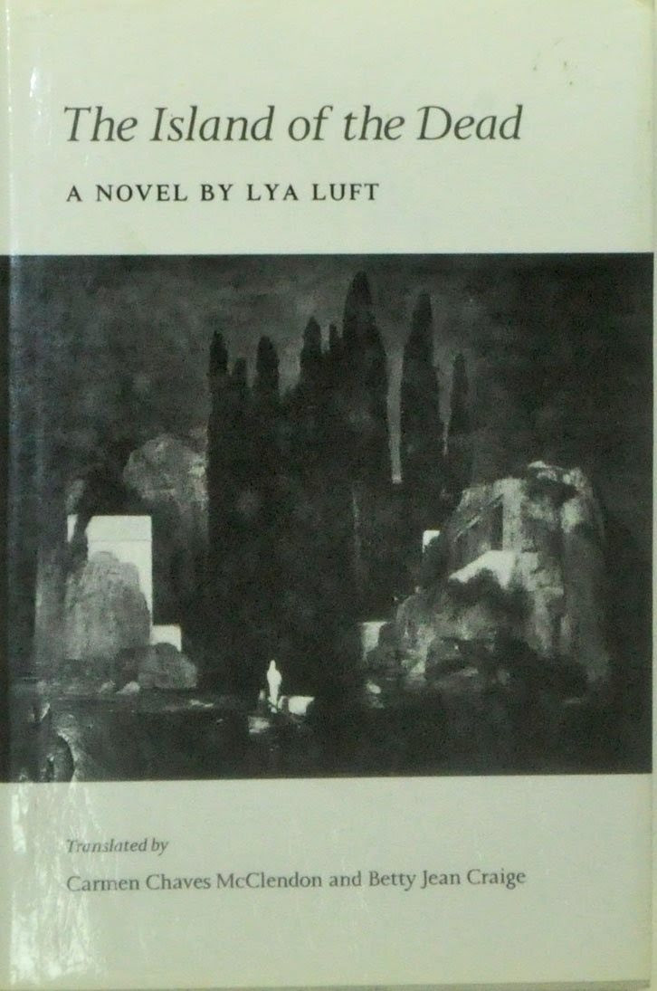 Image result for Lya Luft, The Island of the Dead,