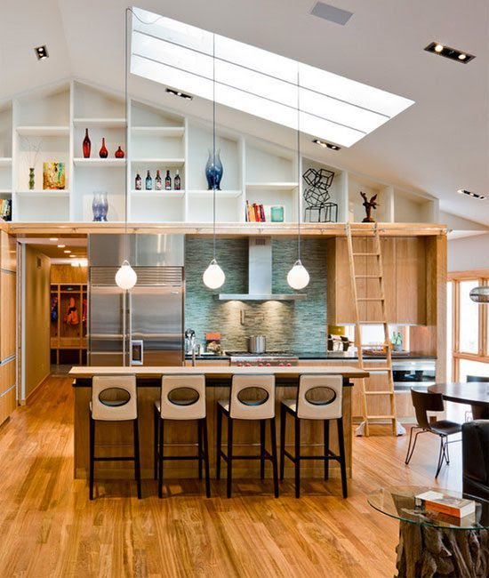 High Kitchen Ceiling Designs — Eatwell101