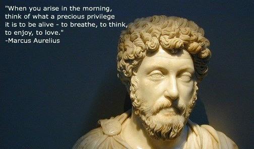 Marcus Aurelius Quotes When You Arise In The Morning Marcus