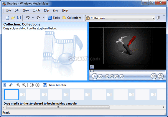 Windows movie maker — скачать.