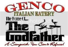 Genco Italian Eatery - The Home of the Godfather Sangwich