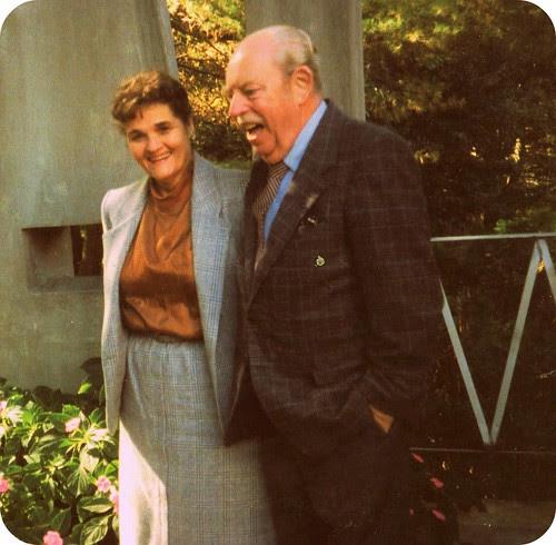 Mom & Dad in 1985
