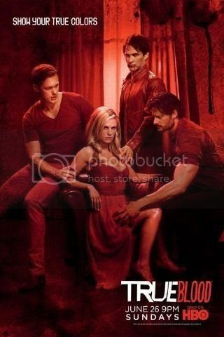 true blood eric poster. True Blood HBO has released
