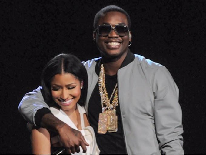 Meek Mill Almost Brawls With Nicki Minaj's Husband