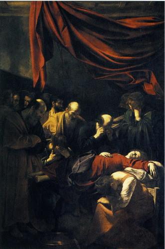 La muerte de la Virgen