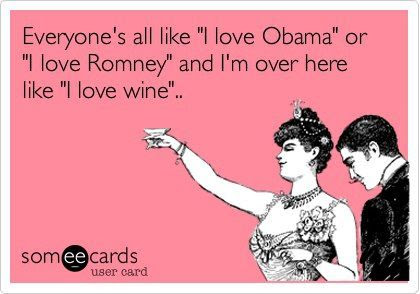 Wine always wins