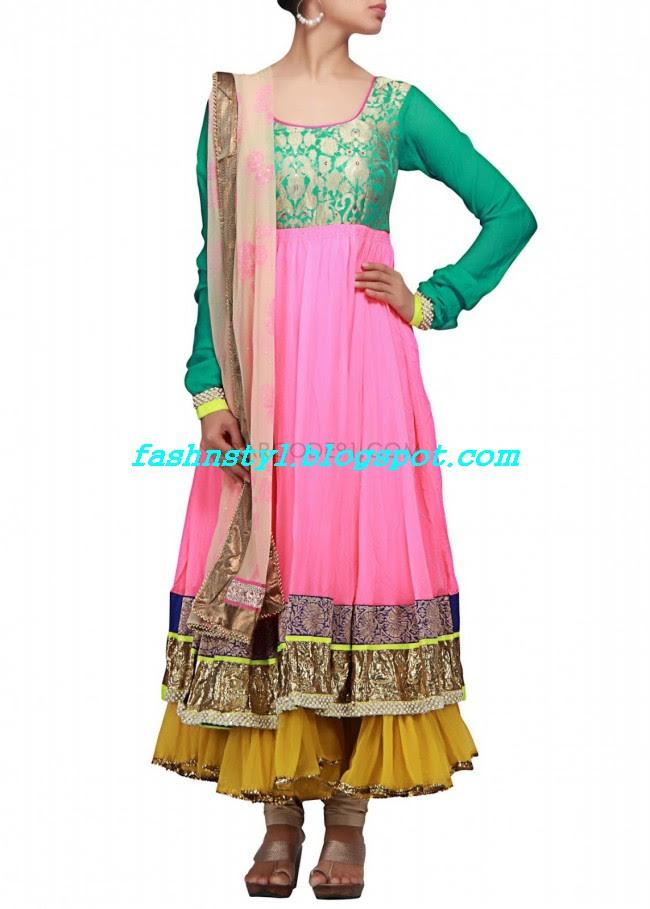 Anarkali-Long-Fancy-Frock-New-Fashion-Outfit-for-Beautiful-Girls-Wear-by-Designer-Kalki-