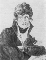 Толстой Ф.П. Автопортрет. Деталь. 1804 г. (ГРМ)