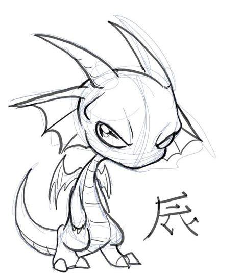 chibi dragon chibidragon  nocturnalmoth  deviantart
