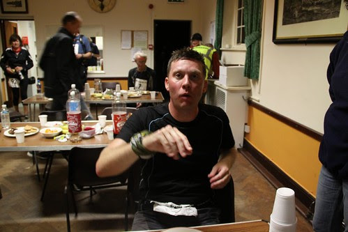 CP5 Goring food stop; 9pm by ultraBobban