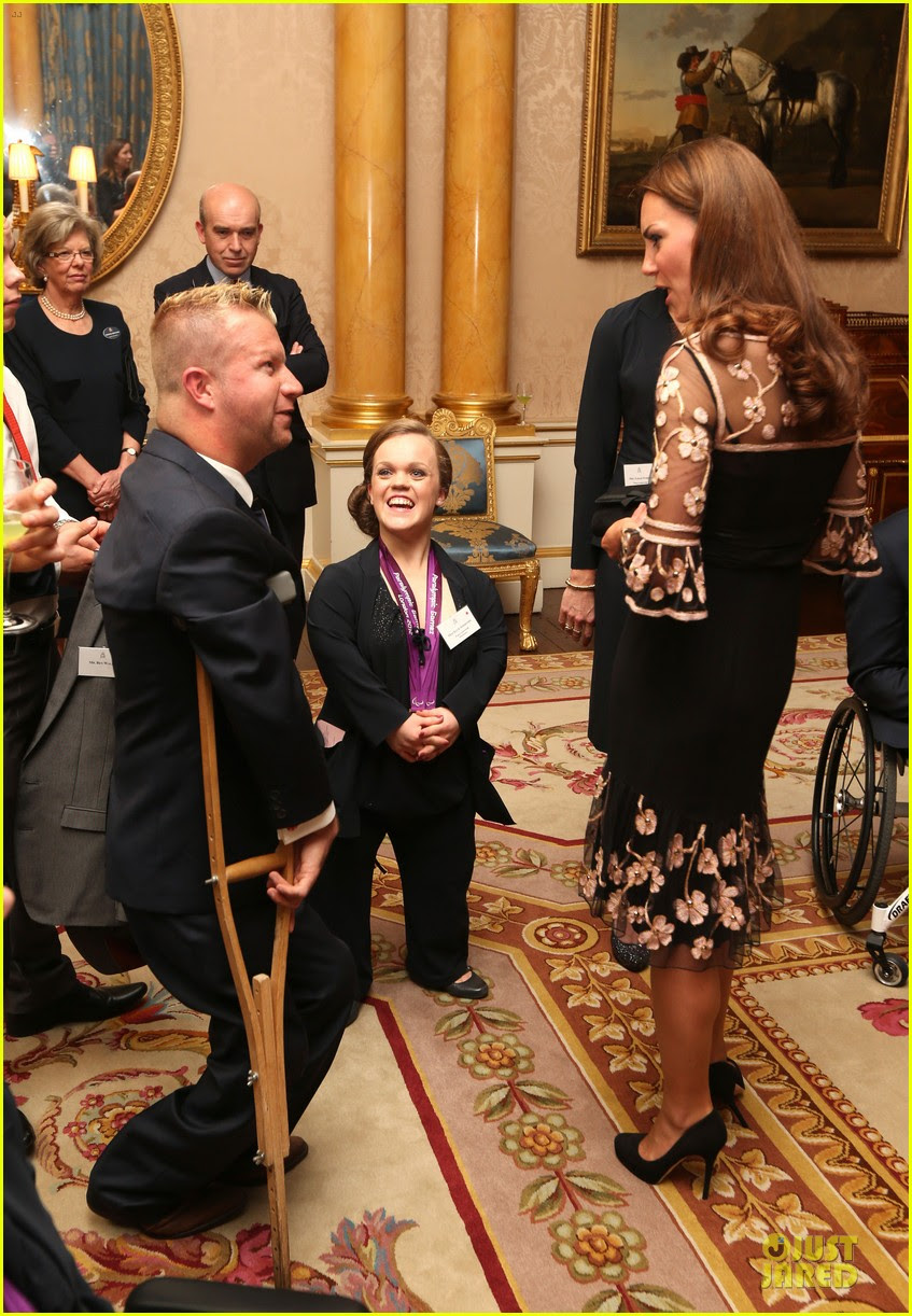 kate middleton team gb oylmpic & paralympic royal reception 01