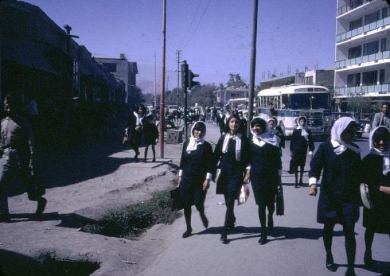 Galeria de fotos do Afeganistão dos anos 50 e 60 33