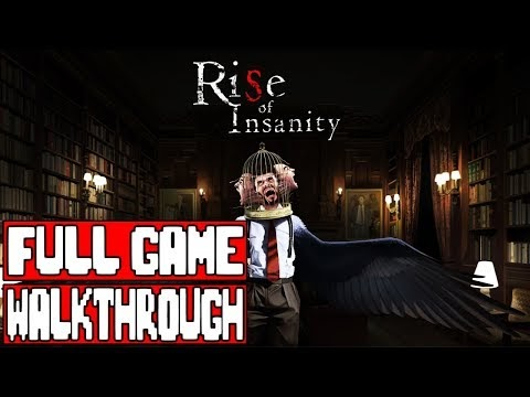 Rise of Insanity Review | Gameplay