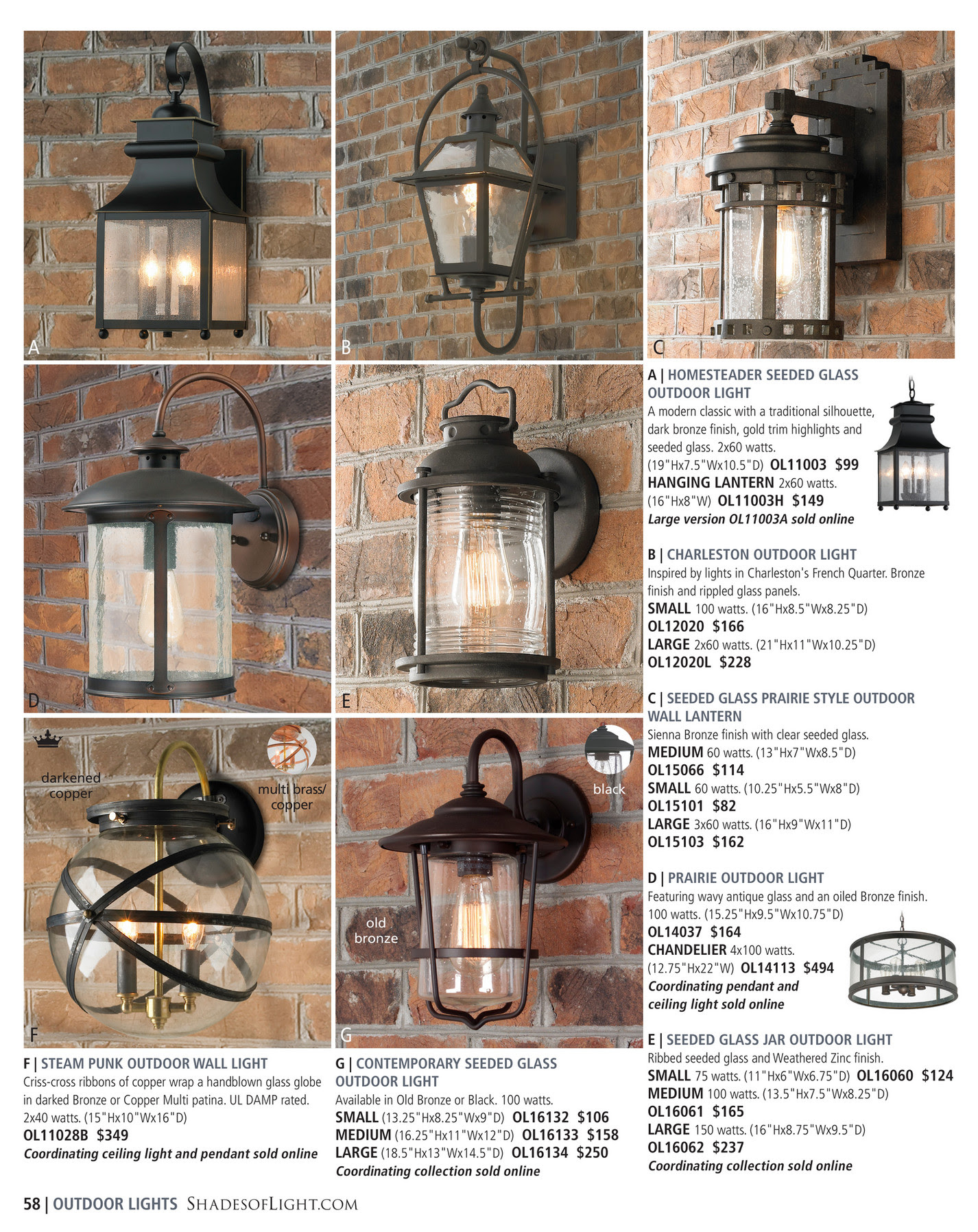 Farmhouse Style Outdoor Lighting Best Home Style Inspiration