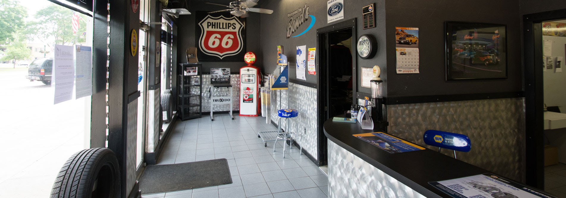 Bonds Auto Care Performance Family Owned Business