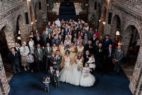 A Gretna Green double wedding @ Anvil Hall & Greens at Gretna