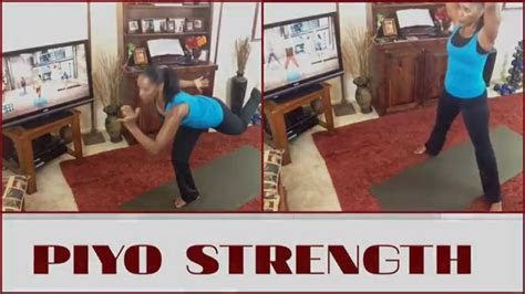 piyo strength sweat sec sample youtube