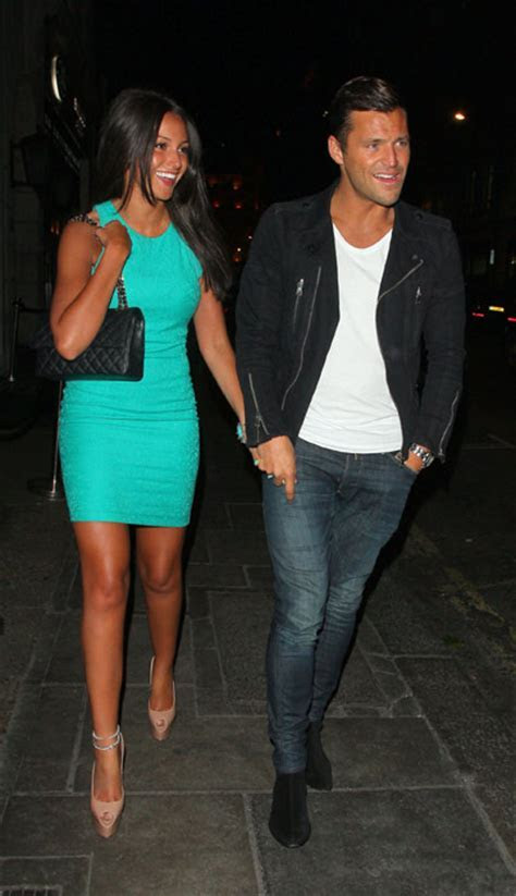 Max George wishes ex fiancée Michelle Keegan 'all the luck