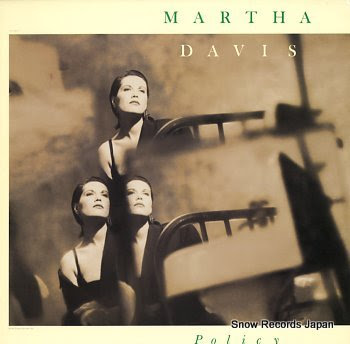 DAVIS, MARTHA policy