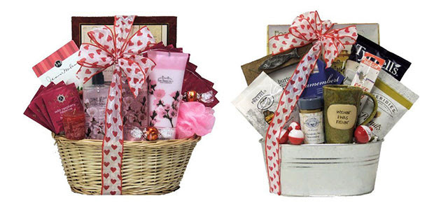 15 Valentines Day Gift Basket Ideas For Husbands Or Wife 2016