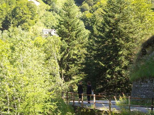 Passeggiata montana ad Arvogno by Ylbert Durishti